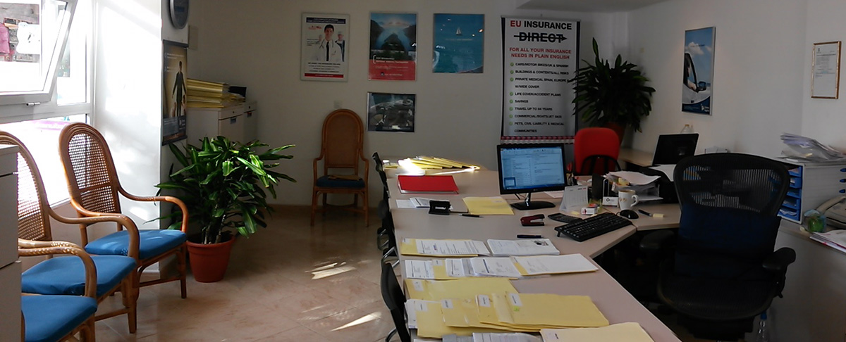 EU Insurance Direct office